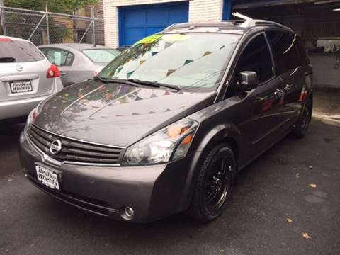 2007 Nissan Quest for sale at DEALS ON WHEELS in Newark NJ