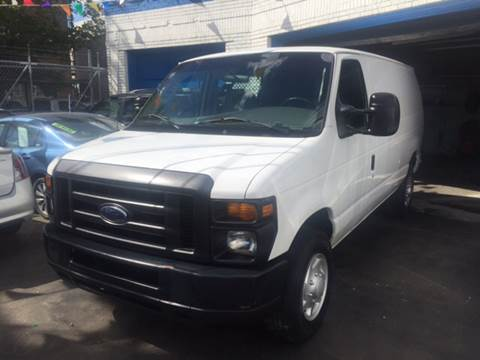 2008 Ford E-Series Cargo for sale at DEALS ON WHEELS in Newark NJ