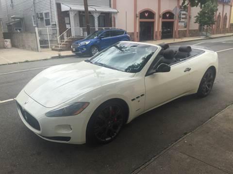 2010 Maserati GranTurismo for sale at DEALS ON WHEELS in Newark NJ