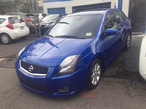 2011 Nissan Sentra for sale at DEALS ON WHEELS in Newark NJ