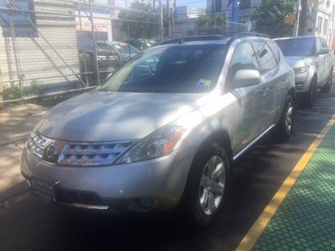 2006 Nissan Murano for sale at DEALS ON WHEELS in Newark NJ