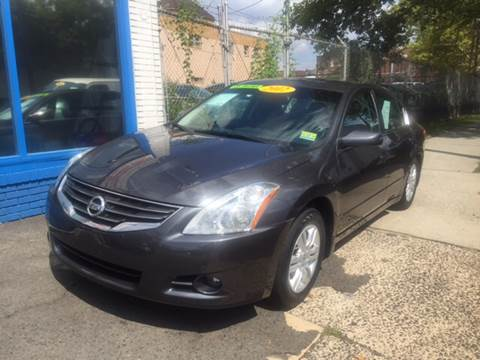 2012 Nissan Altima for sale at DEALS ON WHEELS in Newark NJ