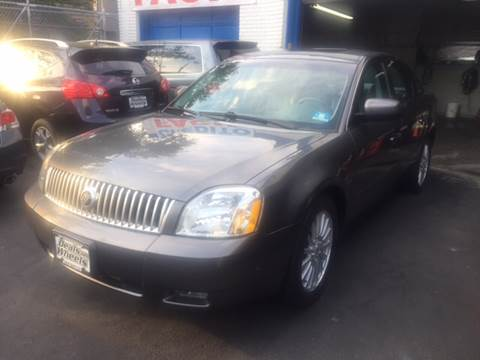 2006 Mercury Montego for sale at DEALS ON WHEELS in Newark NJ