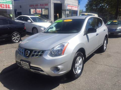 2012 Nissan Rogue for sale at DEALS ON WHEELS in Newark NJ