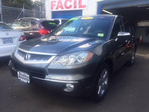 2008 Acura RDX for sale at DEALS ON WHEELS in Newark NJ