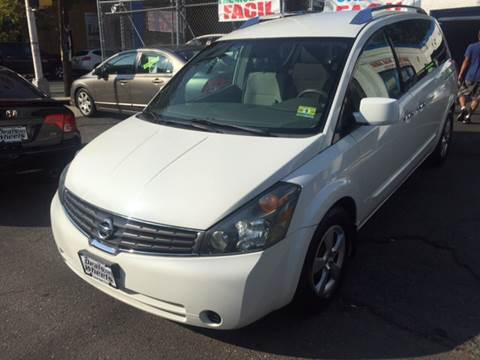 2009 Nissan Quest for sale at DEALS ON WHEELS in Newark NJ