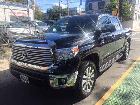2016 Toyota Tundra for sale at DEALS ON WHEELS in Newark NJ