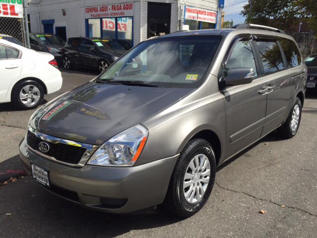 7e3bca1f39 2011 Kia Sedona LX 4dr Mini Van LWB In Newark NJ - DEALS ON WHEELS