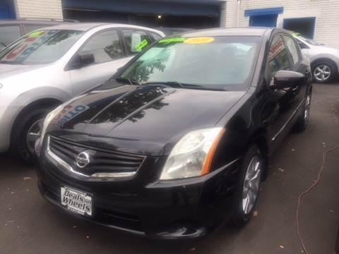 2010 Nissan Sentra for sale at DEALS ON WHEELS in Newark NJ