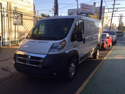 2016 RAM ProMaster Cargo for sale at DEALS ON WHEELS in Newark NJ