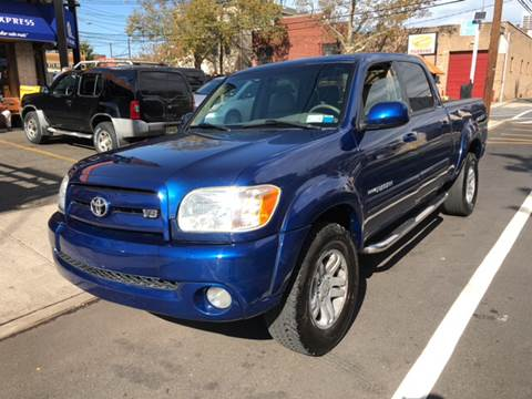 2006 Toyota Tundra for sale at DEALS ON WHEELS in Newark NJ