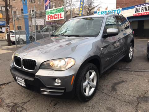 2010 BMW X5 for sale at DEALS ON WHEELS in Newark NJ