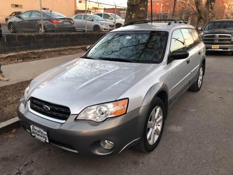 2007 Subaru Outback for sale at DEALS ON WHEELS in Newark NJ