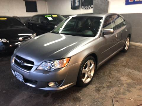 2008 Subaru Legacy for sale at DEALS ON WHEELS in Newark NJ