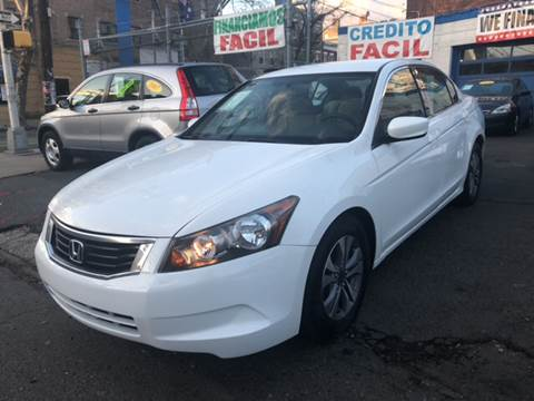 2009 Honda Accord for sale at DEALS ON WHEELS in Newark NJ