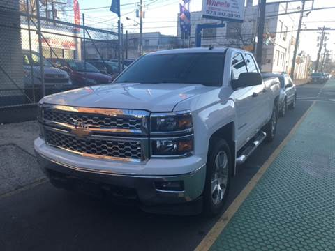 2014 Chevrolet Silverado 1500 for sale at DEALS ON WHEELS in Newark NJ