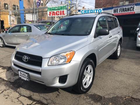 2011 Toyota RAV4 for sale at DEALS ON WHEELS in Newark NJ