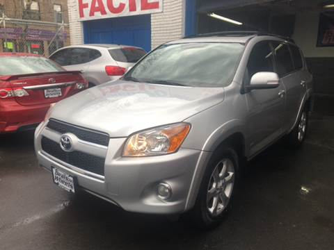2009 Toyota RAV4 for sale at DEALS ON WHEELS in Newark NJ