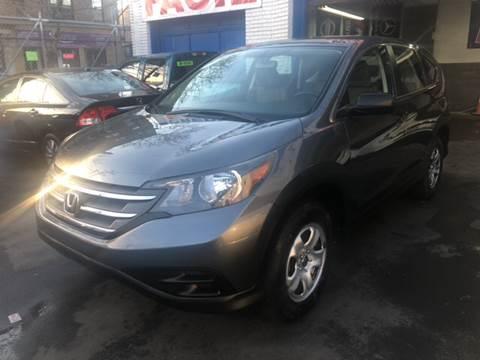 2013 Honda CR-V for sale at DEALS ON WHEELS in Newark NJ