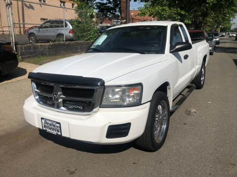 2008 Dodge Dakota for sale at DEALS ON WHEELS in Newark NJ