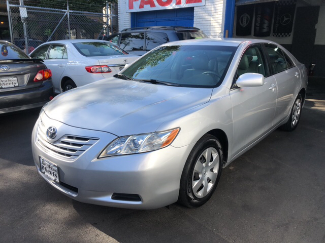 2009 Toyota Camry for sale at DEALS ON WHEELS in Newark NJ