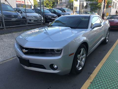2013 Chevrolet Camaro for sale at DEALS ON WHEELS in Newark NJ