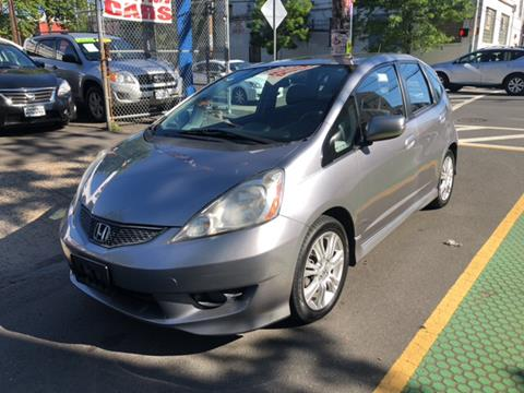 2009 Honda Fit for sale at DEALS ON WHEELS in Newark NJ
