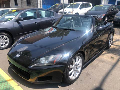 2003 Honda S2000 for sale at DEALS ON WHEELS in Newark NJ
