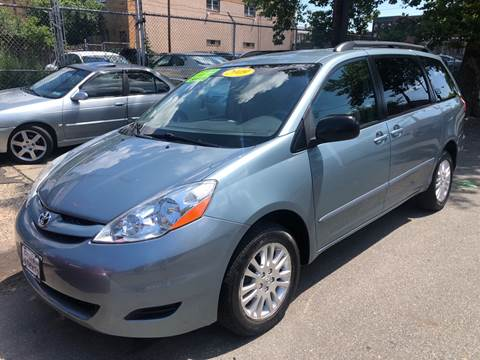 2009 Toyota Sienna for sale at DEALS ON WHEELS in Newark NJ