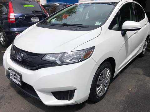 2015 Honda Fit for sale at DEALS ON WHEELS in Newark NJ