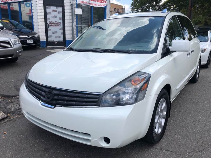 2008 Nissan Quest 35 S 4dr Mini Van In Newark Nj Deals On Wheels