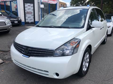 2008 Nissan Quest for sale at DEALS ON WHEELS in Newark NJ
