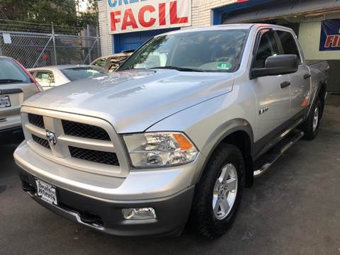 2010 Dodge Ram Pickup 1500 for sale at DEALS ON WHEELS in Newark NJ