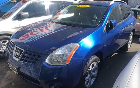 2010 Nissan Rogue for sale at DEALS ON WHEELS in Newark NJ