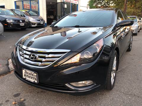 2013 Hyundai Sonata for sale at DEALS ON WHEELS in Newark NJ