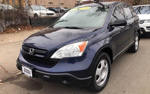 2008 Honda CR-V for sale at DEALS ON WHEELS in Newark NJ