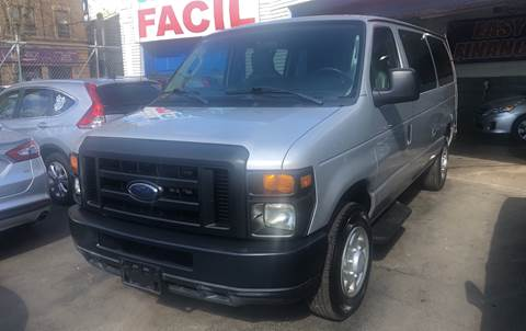 2011 Ford E-Series Wagon for sale at DEALS ON WHEELS in Newark NJ