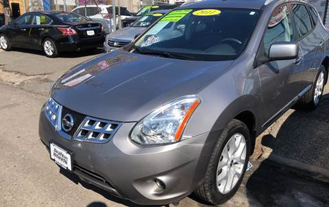 2011 Nissan Rogue for sale at DEALS ON WHEELS in Newark NJ
