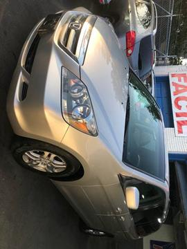 2007 Honda Odyssey for sale at DEALS ON WHEELS in Newark NJ