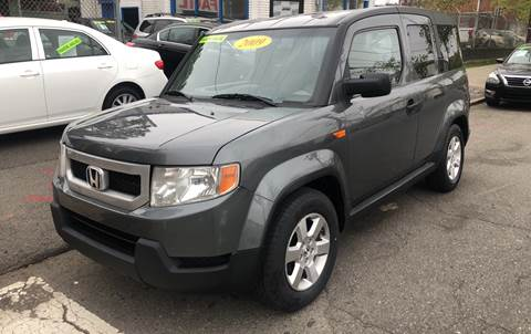 2009 Honda Element for sale at DEALS ON WHEELS in Newark NJ