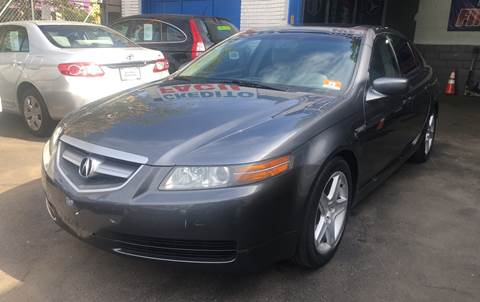 2006 Acura TL for sale at DEALS ON WHEELS in Newark NJ