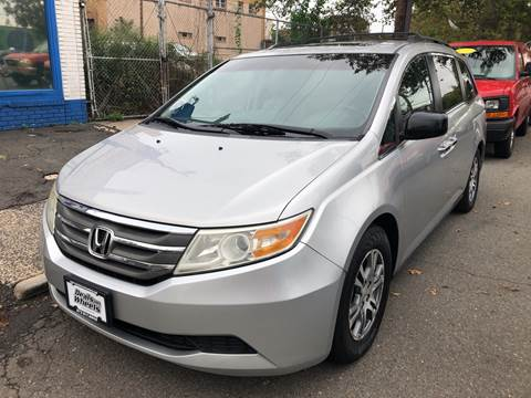 2011 Honda Odyssey for sale in Newark, NJ