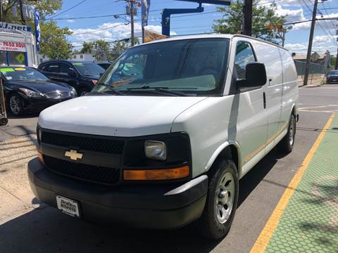 2010 Chevrolet Express Cargo for sale at DEALS ON WHEELS in Newark NJ