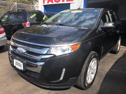 2013 Ford Edge for sale at DEALS ON WHEELS in Newark NJ
