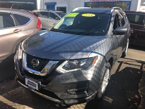 2018 Nissan Rogue for sale in Newark, NJ