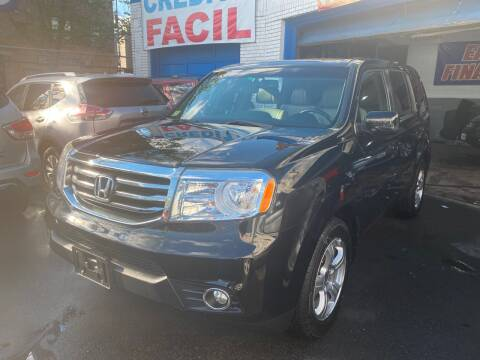 2012 Honda Pilot for sale at DEALS ON WHEELS in Newark NJ