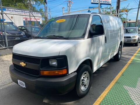 2016 Chevrolet Express Cargo for sale at DEALS ON WHEELS in Newark NJ