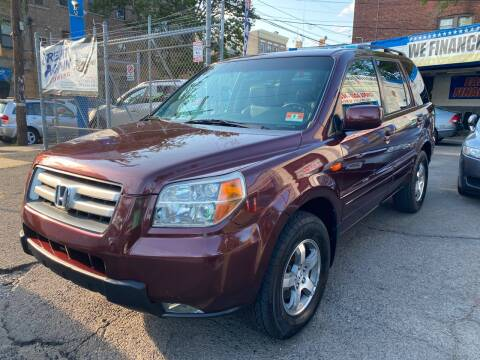 2008 Honda Pilot for sale at DEALS ON WHEELS in Newark NJ