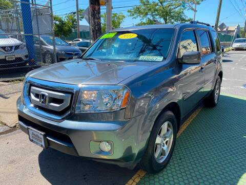2011 Honda Pilot for sale at DEALS ON WHEELS in Newark NJ