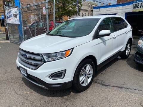 2017 Ford Edge for sale at DEALS ON WHEELS in Newark NJ